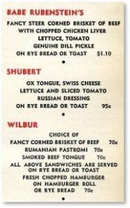 Steuben's Restaurant, Boylston Street, Boston, Theater District
