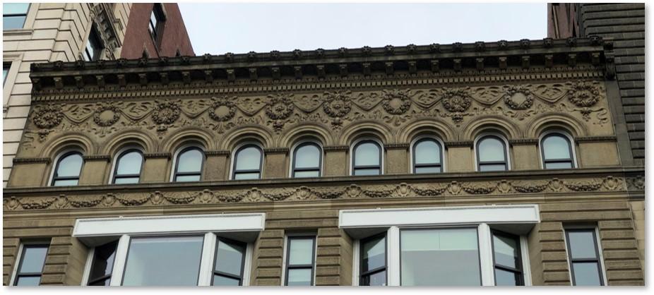 Walker Building, Piano Row, Emerson College, Boylston Street, Boston