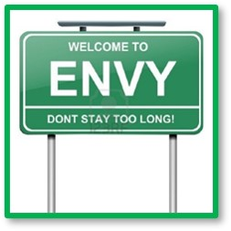 Welcome to Envy, Don't stay too long, comparison, despair, compare