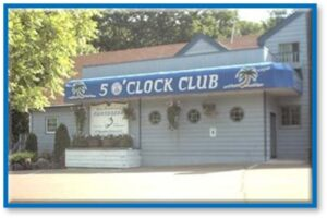 5 O'Clock Supper Club, Wisconsin, Supper Clubs, dining