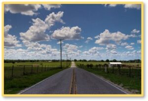 North Central Florida, Rural Florida, back roud