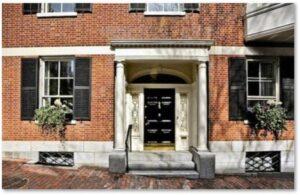 8 Walnut Street, Beacon Hill, Boston, Dr. George Parkman,