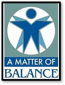 A Matter of Balance, Fitness, Strength, Training