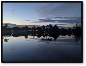 The Blue Hour, Evening, Dawn, l'heure bleu