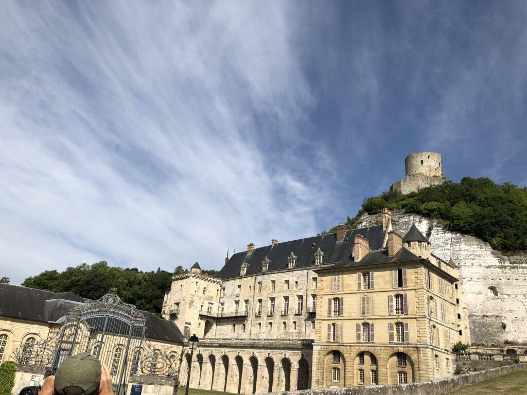Chateau de la Roche-Guyon