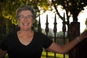 Aline Kaplan, tour guide, Haunted Boston, ghost tour