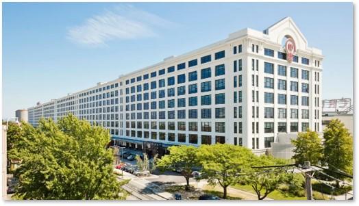 Innovation Design Building, Seaport, Related Companies, Jamestown, Marine Industrial Park