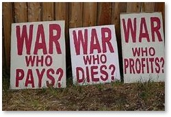 War, Who Pays, Who Dies, Who Profits