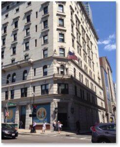 Grand Masonic Lodge of Massachusetts, Tremont Street, Boylston Street, Loring and Phipps