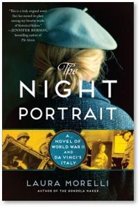 The Night Portrait, Laura Morelli, Lady with an Ermine, Leonardo da Vinci, Cecilia Gallerani, Italian Renaissance, art