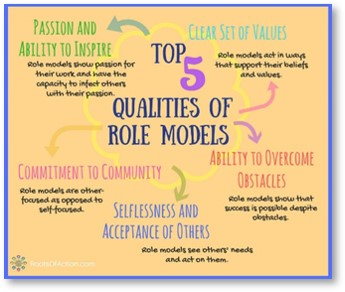Top 5 Qualities of Role Models
